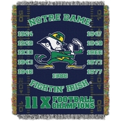 Northwest Collegiate 051 Commemorative Series Throw