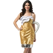 Morris Costumes Beer Mug Dress