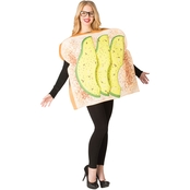 Morris Costumes Avocado Toast Tunic