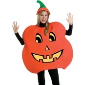 Morris Costumes Adult Pumpkin Tunic