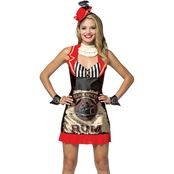 Morris Costumes Rum Bottle Dress