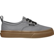 Vans Boys Authentic Elace Casual Athletic Shoes