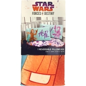 Star Wars Forces of Destiny Reversible Pillowcase