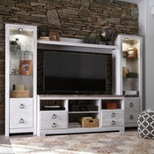 Ashley Willowton Wall Unit