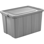 30 GAL TUFF1 TOTE-CEMENT