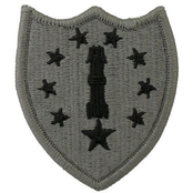 Army Unit Patch New Hampshire State National Guard