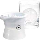 Martha Stewart Collection Sphere Ice Mold 2 pc. Set