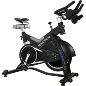 Asuna Minotaur Cycle Exercise Bike, Magnetic Belt Drive High Weight Capacity Bike