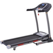 Sunny Health & Fitness Treadmill with Auto Incline