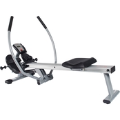 Sunny Health & Fitness Full Motion Rowing Machine with High Weight Capacity