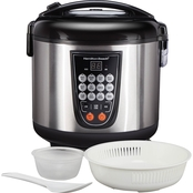 Hamilton Beach Digital MultiCooker 4.5 Qt.