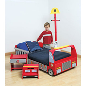 KidKraft Firefighter Fire Hydrant Table/Nightstand