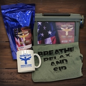 Fighting Force 1 lb. Ammo Can Kit with Medium Tee