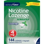 Exchange Select Nicotine Lozenge 4mg