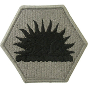 Army Unit Patch California State National Guard