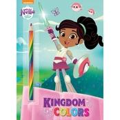 Nickelodeon Nella The Princess Knight: Kingdom of Colors Activity Book