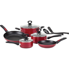 Mirro Get A Grip 10 pc. Cookware Set