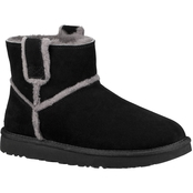 UGG Classic Mini Spill Seam Booties