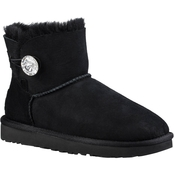 UGG Mini Bailey Button Bling Boots