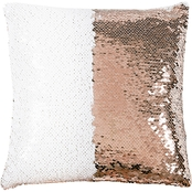 Lush Decor Mermaid Sequins Decorative Throw Pillow