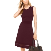 Michael Kors Ottoman Texture Dress
