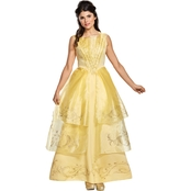 Morris Costumes Women's Belle Ball Gown Costume