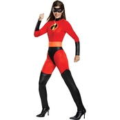 Morris Costumes Women's Mrs. Incredible Costume