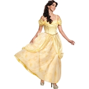 Morris Costumes Women's Belle Ultra Prestige Costume