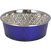 Our Pets Durapet Embossed Bowl