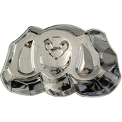 Our Pets Metal Shield Doggy Bowl