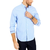 Nautica Stripe Stretch Shirt