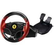 Thrustmaster Red Legend Edition Ferrari Racing Wheel (PS3/PC)