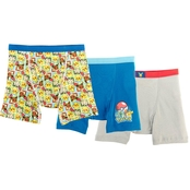 Pokemon Little Boys Boxer Briefs 3 pk.