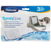 Petmate Fresh Flow Replacement Filters 3 ct.