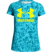 Under Armour Girls Novelty Top