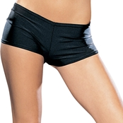 Leg Avenue Women's Costume Boyshorts