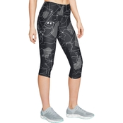 Under Armour Fly Fast Printed Capris