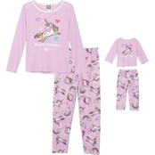 UNICORN DOLLIE AND ME SET