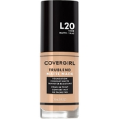 CoverGirl TruBlend Matte Made Liquid Foundation