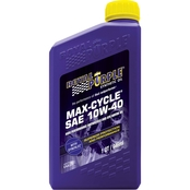 Royal Purple 10W-40 Max Cycle Synthetic Engine Oil, 1 Qt.
