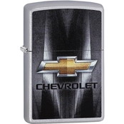 Zippo Chevy Strong Chrome Lighter