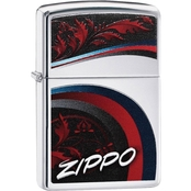Zippo Satin and Ribbons Lighter