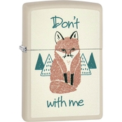 Zippo Fox With Me Lighter