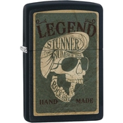 Zippo Legendary Skull Design Lighter