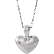 Karat Kids 14K Gold Youth Heart Pendant with 16 in. chain