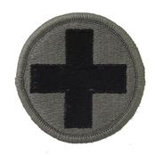 Army Unit Patch 33rd Infantry Brigade
