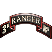 Chrome Domz Rangers Embossed Wall Art 3D Wall Decor
