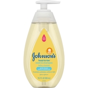 Johnson's Baby Head-To-Toe Gentle Baby Wash and Shampoo
