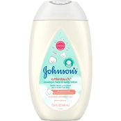 Johnson's Baby Cotton Touch Newborn Baby Face and Body Lotion