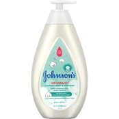 Johnson's Baby Cotton Touch Newborn Baby Wash and Shampoo